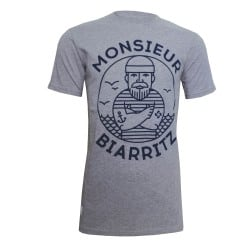 T-shirt Monsieur Biarritz