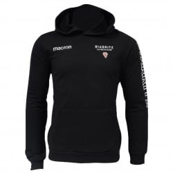 Sweat Travel Hooded Adulte Biarritz Olympique