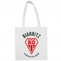 Sac shopping Logo Biarritz Olympique