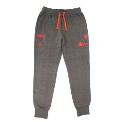 Pantalon Coton Junior 2021 GRIS_ROUGE